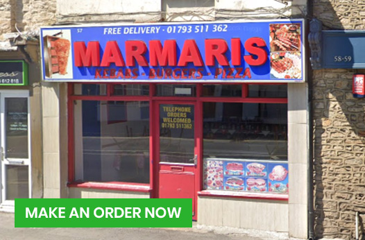 Order online from Marmaris Kebab